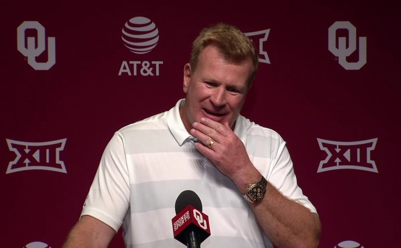 The Mike Stoops firing: Next time, blitz